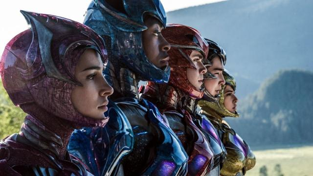"""Beauty and the Beast"" is well on its way to a billion dollars worldwide, and ""Power Rangers"" brings millennials out in droves to the multiplex.