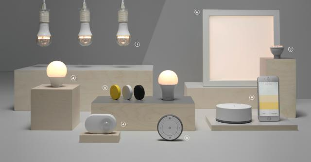 The TRÅDFRI smart lighting system is already available in Sweden, but soon you'll be able to purchase it in the US.
