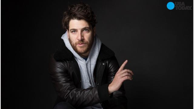 Adam Pally has found himself in trouble with the law.