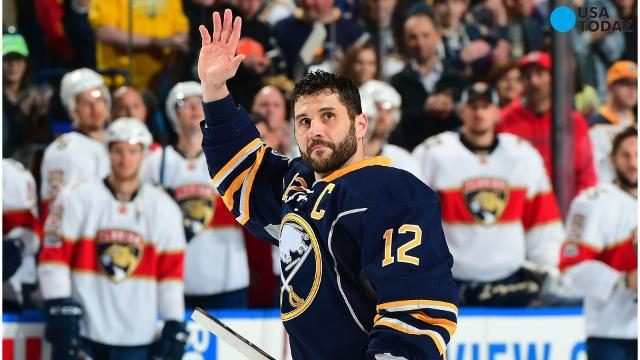 Greece native and pride of Aquinas Institute Brian Gionta joined the NHL's 1,000 point club.