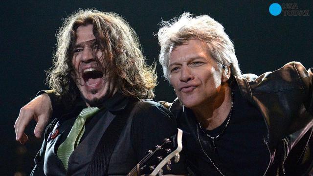 Jon Bon Jovi announced on Good Morning America today his plans to crash one lucky school's graduation ceremony.