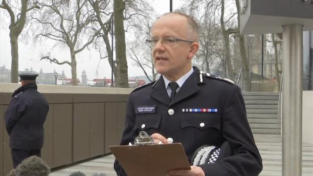 "London's top anti-terror officer says two more ""significant arrests"" have been made in connection with the Westminster attack. Nine people are currently in custody. One is out on bail. (March 24)"