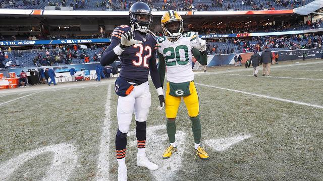 Chicago Bears cornerback Deiondre' Hall and Green Bay Packers cornerback Makinton Dorleant were arrested Saturday in Cedar Falls, Iowa and cited for multiple offenses.