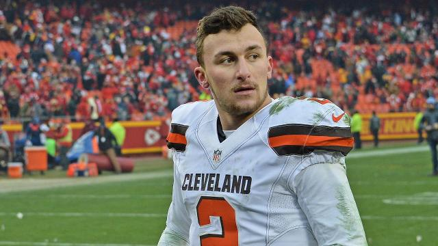 SI's Andy Staples answers your Twitter question about Johnny Manziel's chances of making an NFL comeback.
