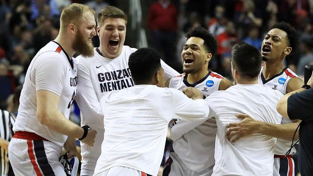 The Gonzaga Bulldogs were able to survive and advance to the Elite 8 after defeating West Virginia in an ugly game.