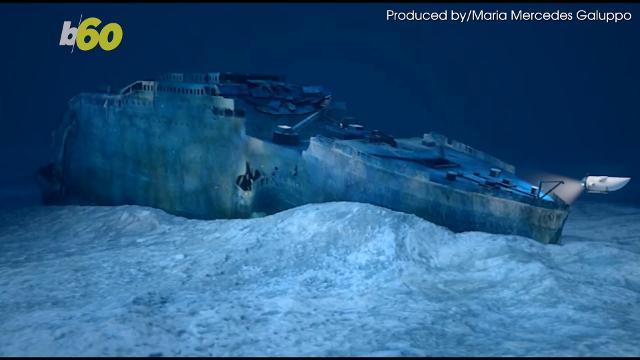 Titanic Found During Secret Navy Mission National Geographic Exhibit