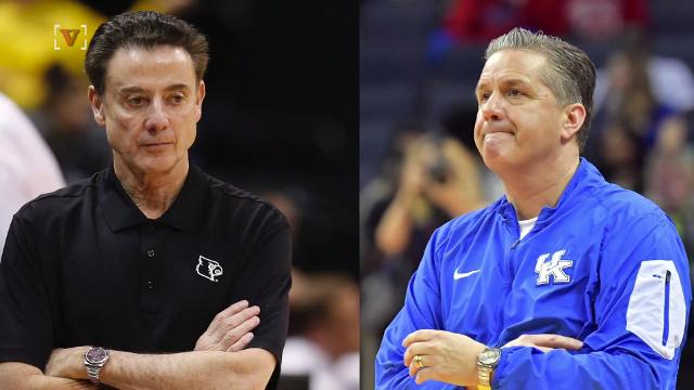 There are two college basketball coaches making more than $7 million dollars this season.. And they're in the same state.. Josh King has the story (@abridgetoland).