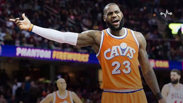 The arguments for and against Lebron James winning this years MVP award.