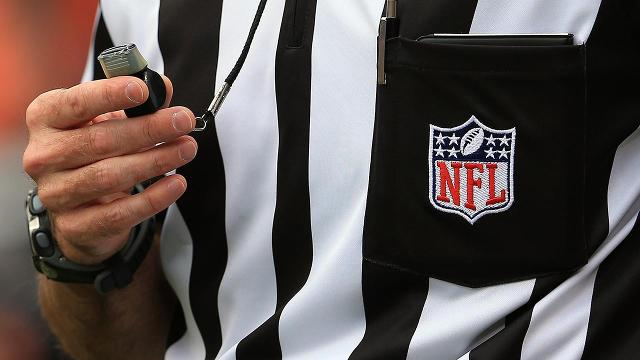 Roger Goodell says the league will hire some officials on a full-time basis this season, the NFL Commissioner told MMQB's Peter King.