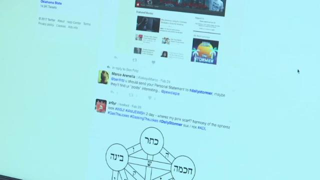 Activists are combating a surge in online trolling targeting Jews, minorities, women and immigrants. The cyber harassment campaigns are orchestrated by right-wing extremists who flood their victims' social media accounts with hateful messages. (March 29)