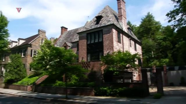 Ivanka Trump and her husband Jared Kushner may be bringing some drama to Kalorama. Maria Mercedes Galuppo (@mariamgaluppo) has more.