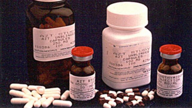 AZT was the first drug approved to treat AIDS. Video provided by Newsy