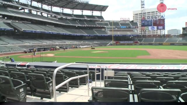 The bridge collapse is going to cause some major headaches if you are trying to go the Braves' first game at their new stadium.