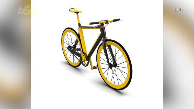 Bugatti just made bling and bicycles an actual thing. Angeli Kakade (@angelikakade) has the story.