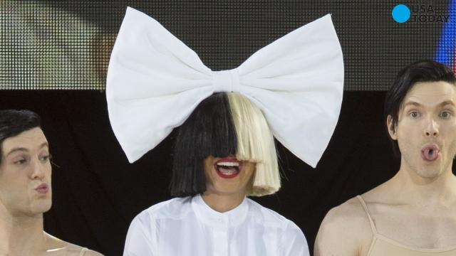 Sia was spotted at LAX Wednesday without her signature oversized wigs, letting everyone see her typically concealed face.