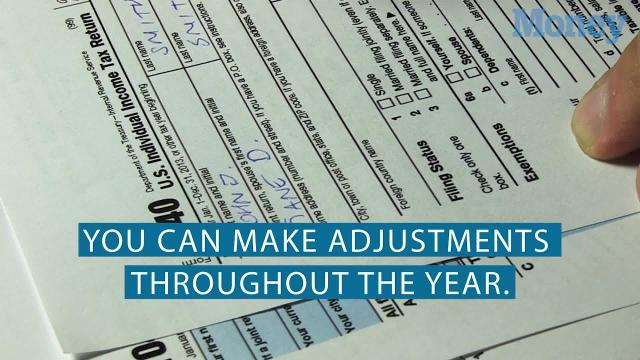 Getting a big tax refund? That might not be a good thing