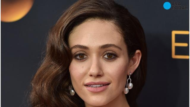 Actress Emmy Rossum is thanking Los Angeles police amid reports of a jewelry heist at her home.