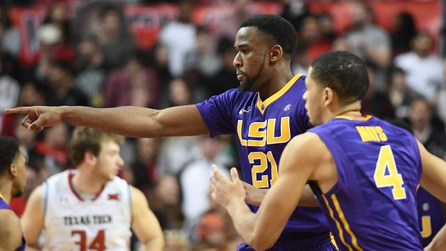 What will be the next big football school to make a Final Four run? Sports Illustrated's Andy Staples believes the LSU Tigers could make the leap.