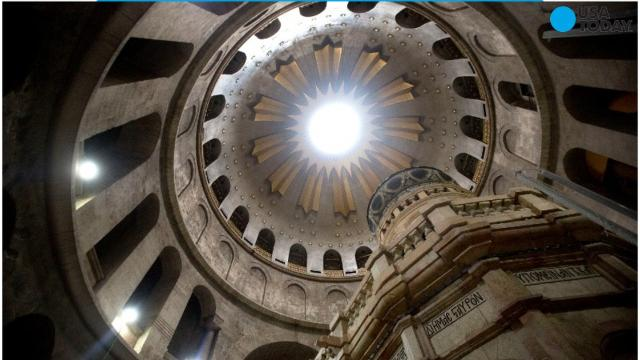 Renovations have been made to one of Christianity's holiest sites.
