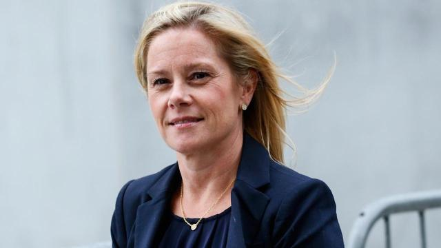 A second former aide to New Jersey Gov. Chris Christie has been sentenced to 18 months in prison for her role in a political revenge plot involving traffic jams at the country's busiest bridge