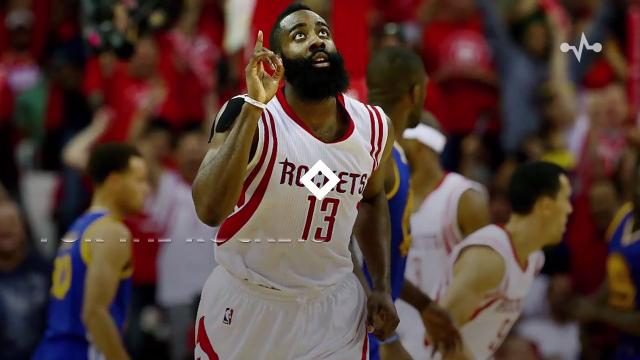 10 things you may not know about Houston Rockets star James Harden.