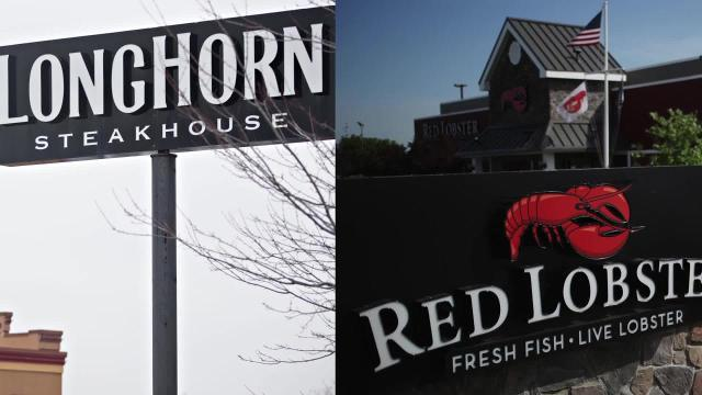 Darden Restaurants announced plans to acquire Cheddar's Scratch Kitchen restuarant chain.