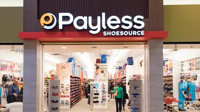 Payless is filing for bankruptcy and will close up to 500 stores.