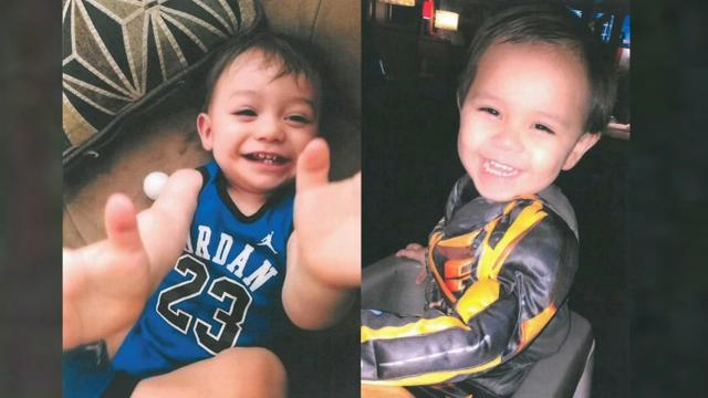 Police near Palm Springs, California say two boys, ages 1 and 2, are missing after the car they were in was stolen. Police say the boys were in their babysitter's white Honda Accord, and that someone took it when she stepped out for an errand. (March 24)