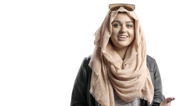 Amani Al-Khatahtbeh turned a negative experience into a thriving business with her website, MuslimGirl.com. This is from a series of short films called The Secret Life of Muslims, created by filmmaker Joshua Seftel.