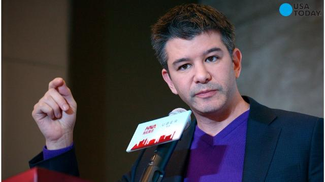 Uber CEO says he's going to change