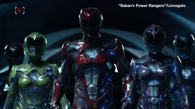 why millennials are obsessed with power rangers