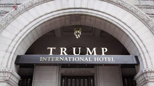 The Trump Organization may be looking to have a second hotel in the D.C. area. Nathan Rousseau Smith (@fantasticmrnate) explains.