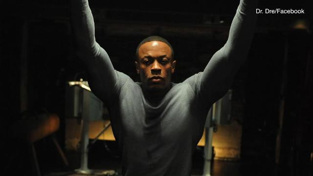 Dr. Dre has joined Los Angeles's bid team for the 2024 Olympics. Amanda Kabbabe reports.