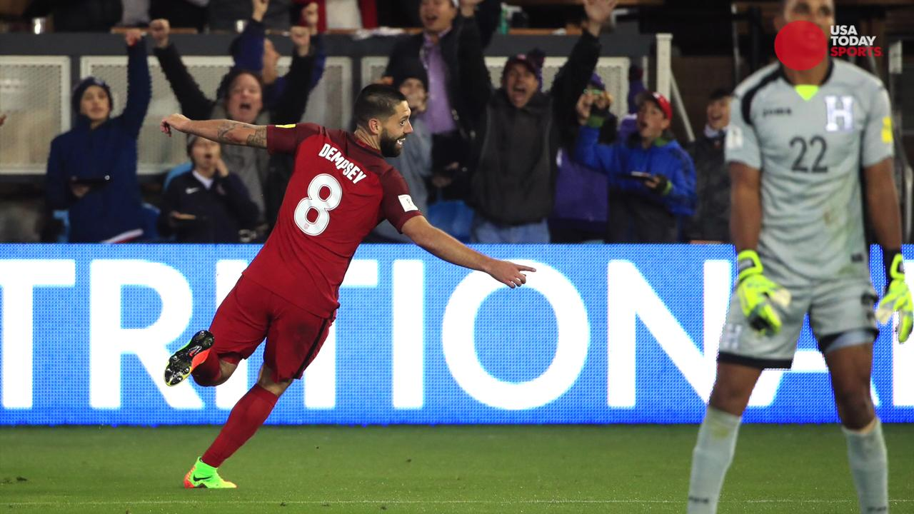 USA TODAY Sports' Martin Rogers recaps the World Cup qualifying match between the U.S. and Honduras.
