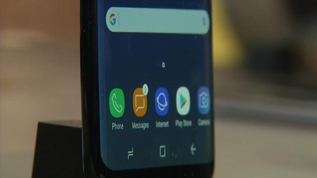 Samsung is launching the Galaxy S8, its first major smartphone since the embarrassing recall of its fire-prone Note 7. (March 29)