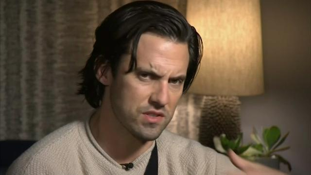 'This is Us' star Milo Ventimiglia opens up about the challenges of making it in Hollywood. (March 28)