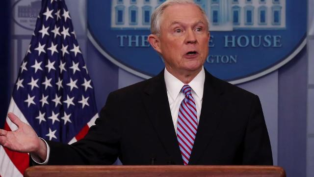 Attorney General Jeff Sessions wants to defund sanctuary cities