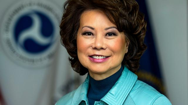 USA Today Washington Bureau Chief Susan Page sits with U.S. Department of Transportation Elaine Chao to talk President Trump, if she feels like an outsider and infrastructure budget concerns during Capital Download.