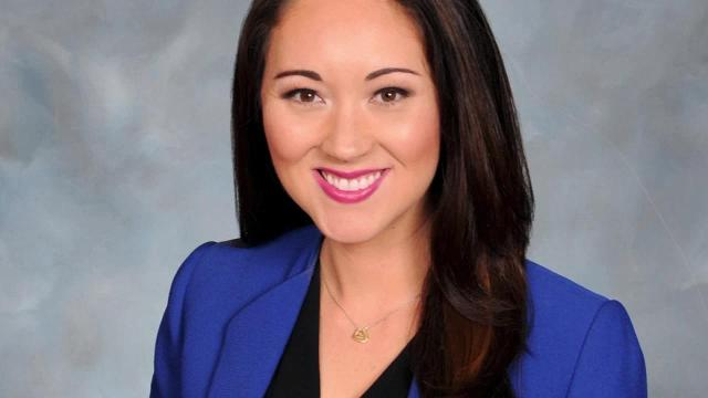 State lawmaker Beth Fukumoto says she's been pressured into resigning from the Republican party after criticizing President Trump. Fukumoto plans on joining the Democratic party.
