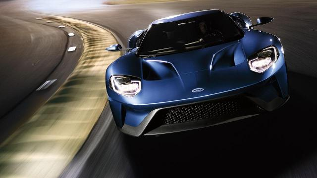 The supercar hits a top speed of 216 MPH.