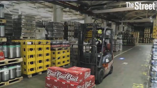 Amazon said alcohol is now among tens of thousands of items available for Prime Now free two-hour delivery via an Alexa voice order. 