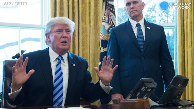 Trump takes aim at Freedom Caucus over defeat of GOP health care plan