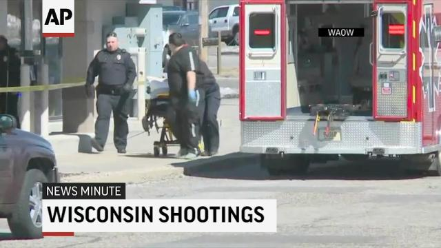 Here's the latest for Wednesday, March 23rd: Healthcare vote expected Thursday; Seven arrests following London attack; Police officer, three others shot dead in northern Wisconsin; USA wins World Baseball Classic.