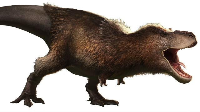 Tyrannosaurs gain new species and a (scaly) facial makeover