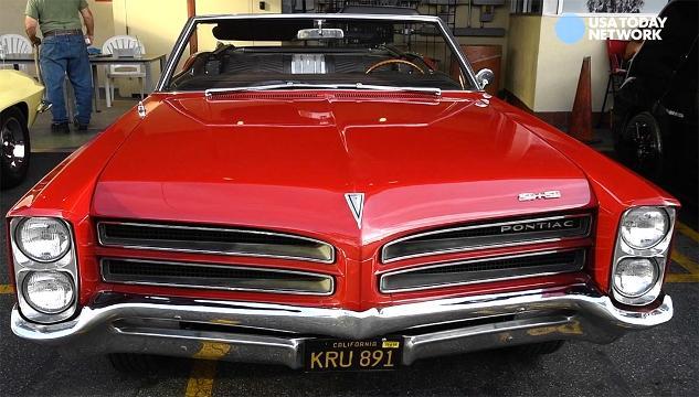 Just Cool Cars 1966 Pontiac 2+2