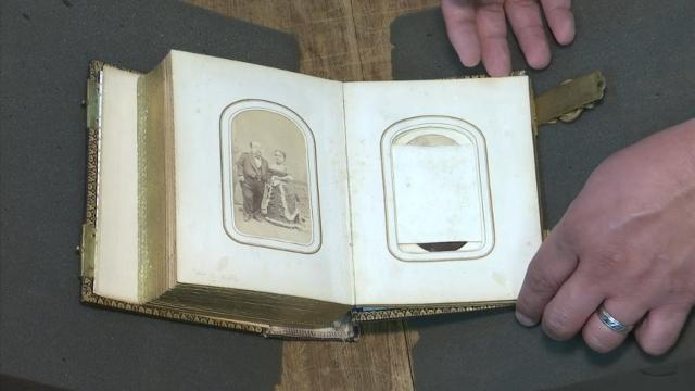 An album containing a rare photograph of 19th century abolitionist and Underground Railroad hero Harriet Tubman has been sold at a New York City auction for $161,000. (March 30)