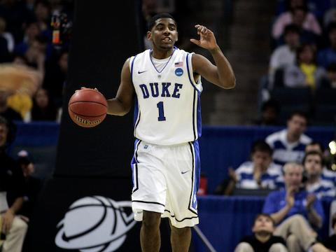 How far NBA players made it in NCAA tournament