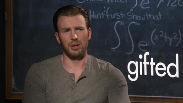 "Actor Chris Evans, who stars in new movie ""Gifted,"" discusses what will happen to Captain America after Evans completes his contract with Marvel. (March 28)"