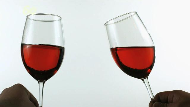 In Chateauneuf-du-Pape the Grenache is blended with