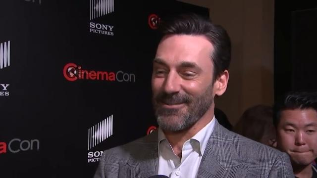 Jon Hamm, Jack Black, Nick Jonas make Final Four picks for college basketball's March Madness. (March 28)
